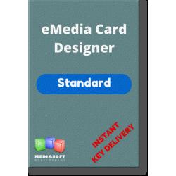 eMedia Card Designer Standard Edition