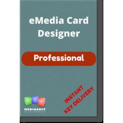 eMedia Card Designer Professional Edition