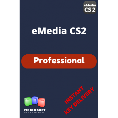 eMedia CS2 Professional Edition