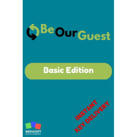 Be Our Guest Basic Edition