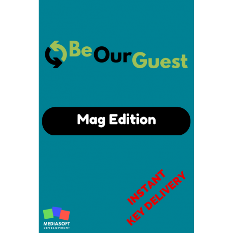 Be Our Guest Mag Edition