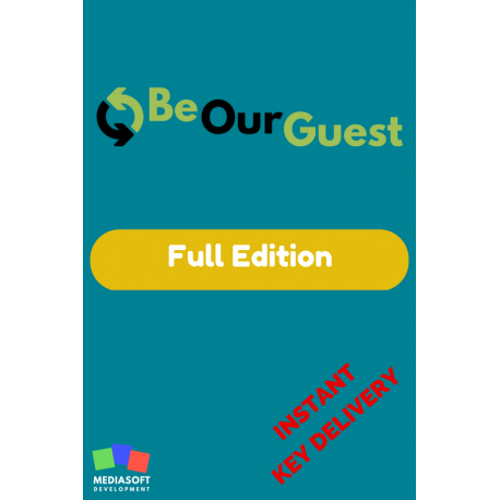 Be Our Guest Full Edition